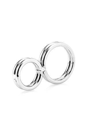 Two-Ringed Deluxe Cockring 38 mm