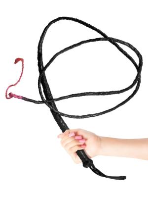 Fetish Fantasy Whip Black 1,83cm