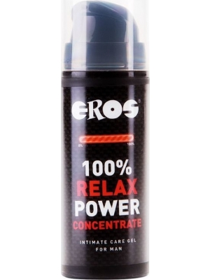 Eros 100% Relax Power Concentrated Men - 30 ml