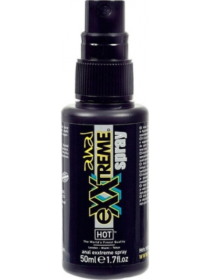 Anal Relaxing Spray - HOT Exxtreme Anal Spray 50ml