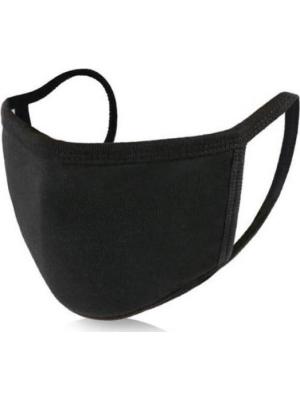 Black Face Mask