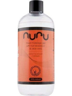 Nuru - Massage Gel with Nori Seaweed & Aloe Vera 1000 ml