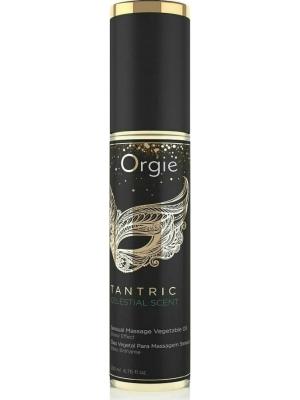 Tantric sensual massage oil celestial scent 200ml