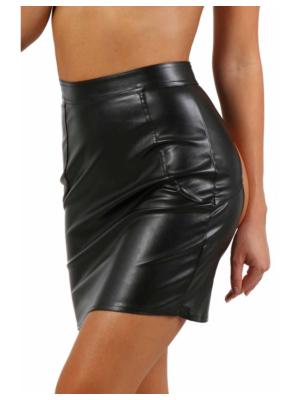 Bare buttocks Skirt