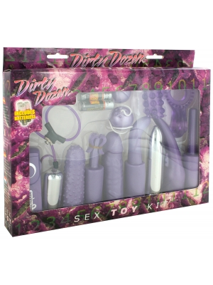 Dirty Dozen Sex Toy Kit