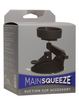 Main Squeeze Suction Cup Flesh