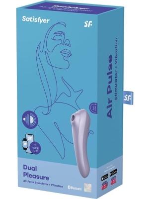Satisfyer Dual Pleasure Bluetooth and App