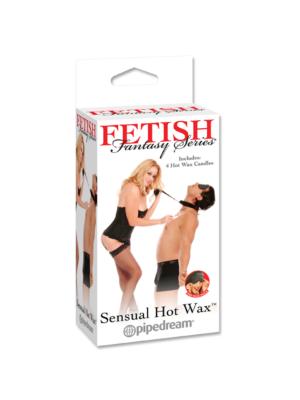 Sensual Hot Wax