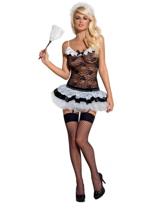 Underwear - Housemaid costume 5 pieces
