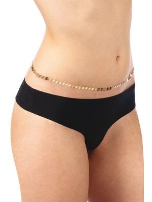 Golden waist chain