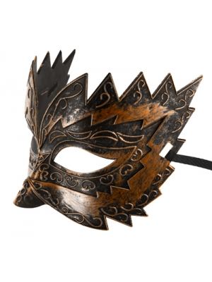 Copper Libertine Mask