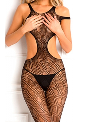 MADE THE CUT BODYSTOCKING, OS