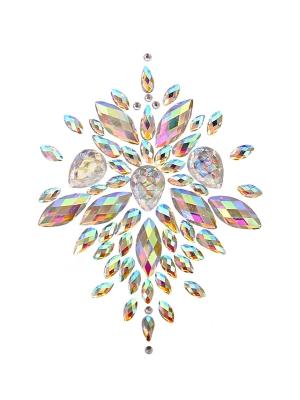 Starling Nipple Jewels Sticker