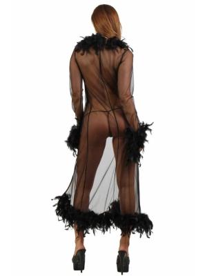 Lingerie 9334 - Black - One Size