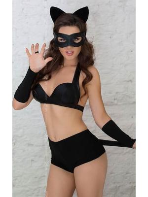 Catwoman - black L