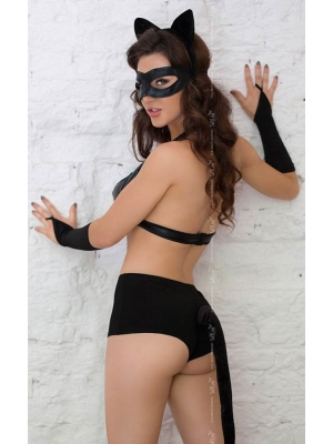 Catwoman - Black