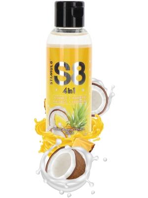 S8 4-in-1 Dessert Lube Pineapple