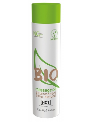 Hot Bio Massage Oil Bitter Almond 100ml