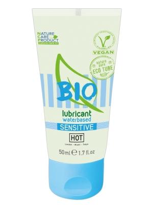 Hot Bio Lubricant Waterbased Sensitive 50ml