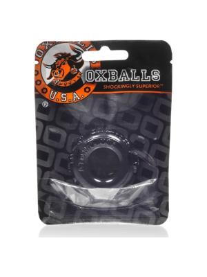 Cock ring- Oxballs Jelly Bean Black OS