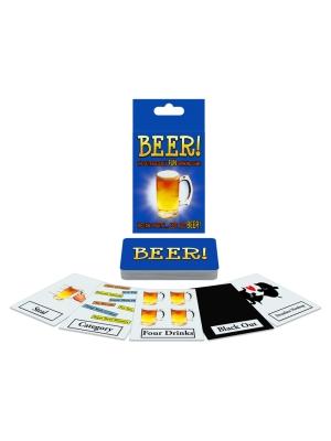 Kheper Games Beer Card Game