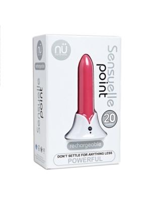 Nu Sensuelle Point 20 Function Bullet Pink OS
