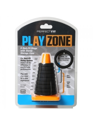 Perfect Fit Play Zone Kit Black OS