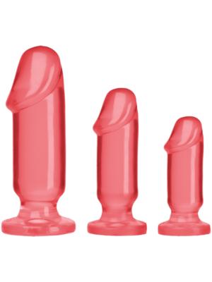 Anal Starter Kit Anal Plug Pink