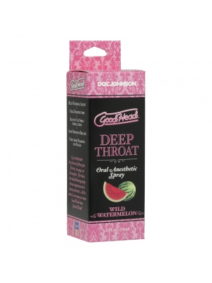 Goodhead Deep Throat Spray Multi