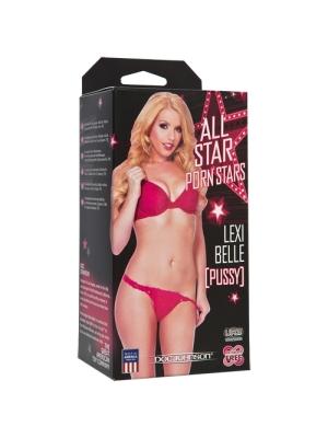 All Star Porn Stars Pocket Pals Lexi Belle Ultra realistic Flesh OS