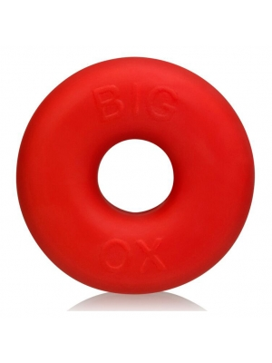 Oxballs Big OX Cockring Red OS