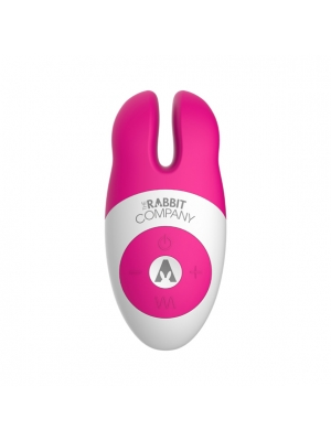 The Rabbit Company The Lay-On Rabbit Hot Pink OS