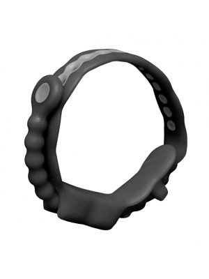 Perfect Fit Speed Shift Cock Ring Black OS