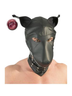 Lether Dog Mask Fetish Collection