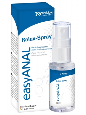 Anal Relaxing Spray - easyANAL Relax 30 ml