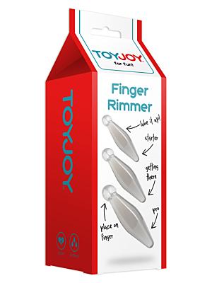 Finger Rimmer 3Pcs.
