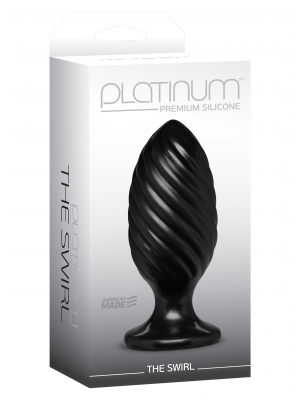 The Swirl Butt Plug