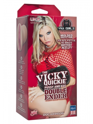 The Vicky Quickie Double Ended