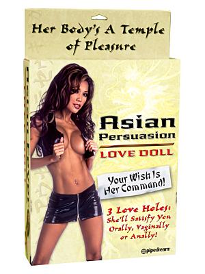 Asian Fever Love Doll