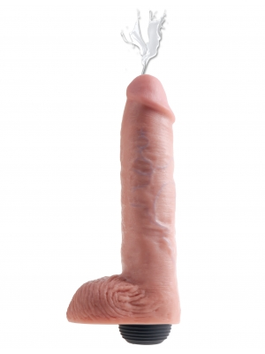Squirting Cock 11 Inch SKIN