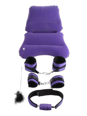 Purple Pleasure Bondage Set