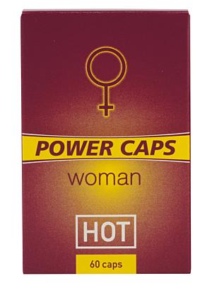 Woman Power Caps 60pcs
