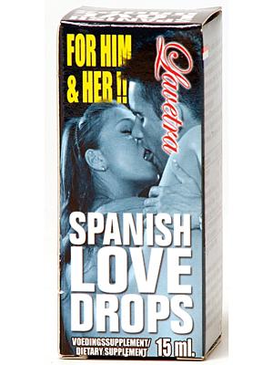 Spanish Lovedrops Lavetra 15ml