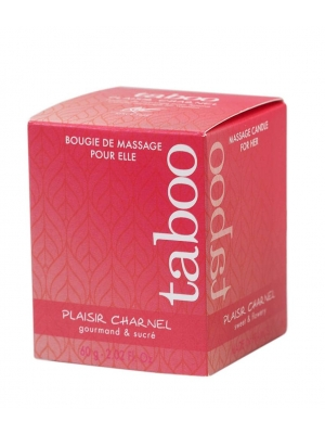 TABOO PLAISIR CHARNEL CANDLE FOR HER 60gr