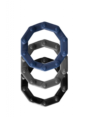 POWERUP SILICONE RINGS
