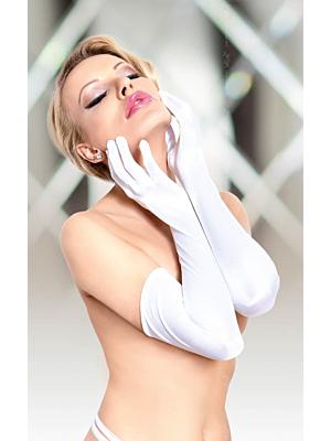 Satin Gloves 7702 white/ SL