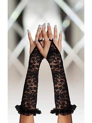 Gloves 7708 black/ S/L