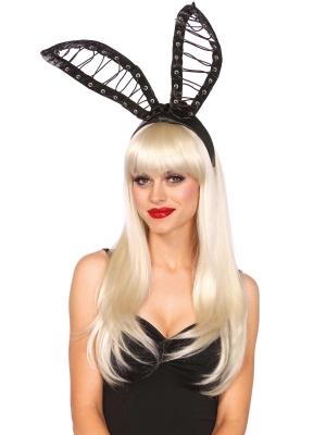 Oversized bendable bunny ears