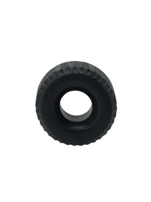 Δαχτυλίδι πέους σε σχήμα μαύρου ελαστικού