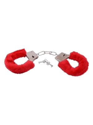 Soft Red Handcuffs